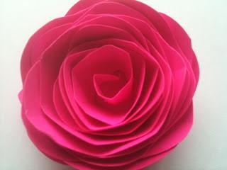 paper roses 1