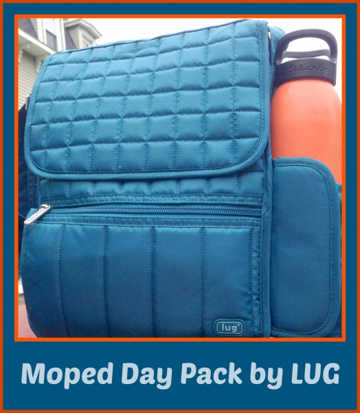 moped day pack by lug