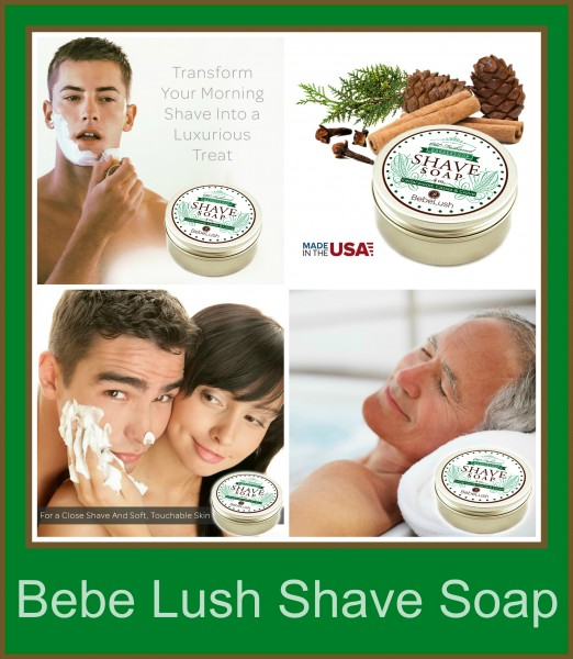 Enter the Bebe Lush Shave Soap Giveaway. Ends 6/23.