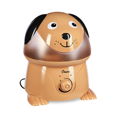 Cocoa the Dog, Cool Mist Humidifier