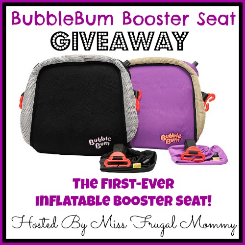 BubbleBum-Booster-Seat-Giveaway