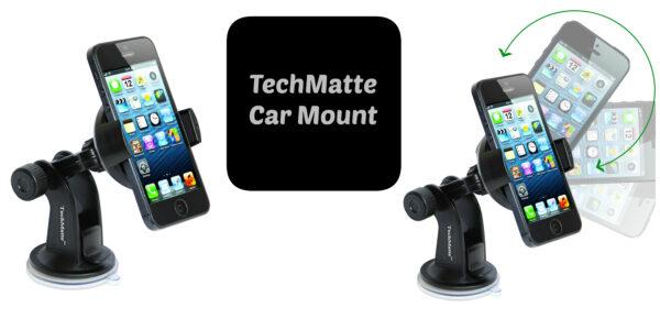 TechMatte Car Mount