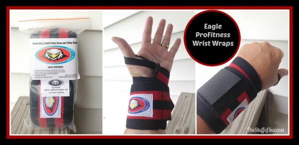 eagle profitness wrist wraps
