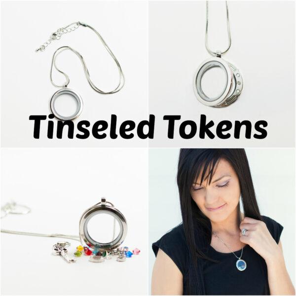 tinseled tokens 1
