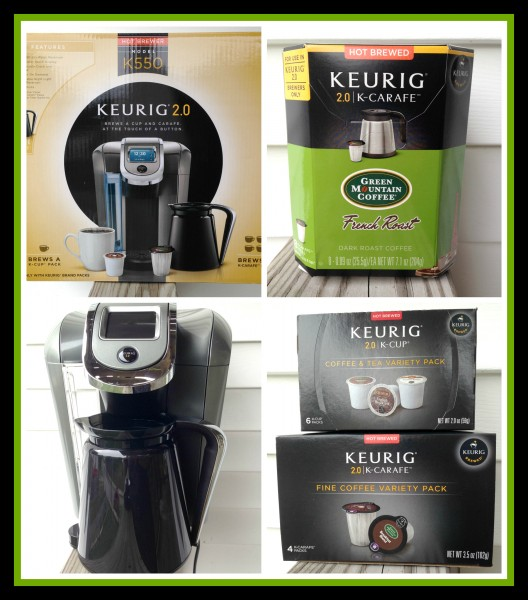 Keurig Collage