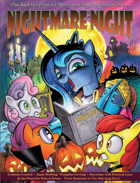 My-Little-Pony-Spooktacular-Poster