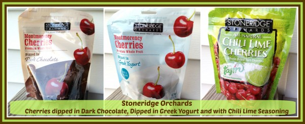 Stoneridge orchard cherries