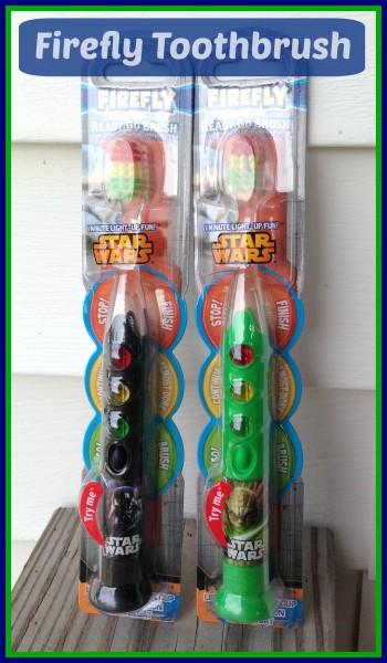 firefly toothbrush