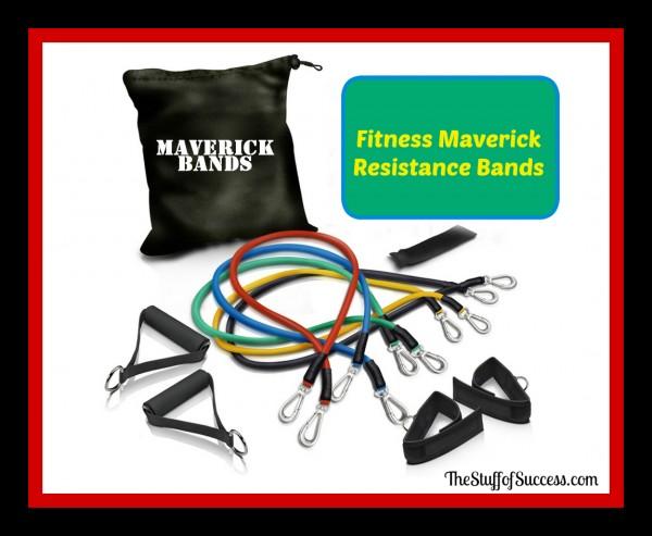 fitness maverick resistance bands