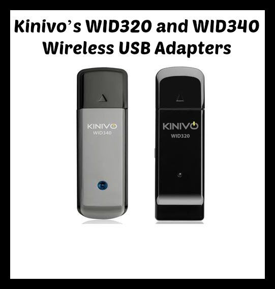 kinivo wireless usb adapter