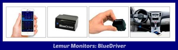 lemur monitors bluedriver