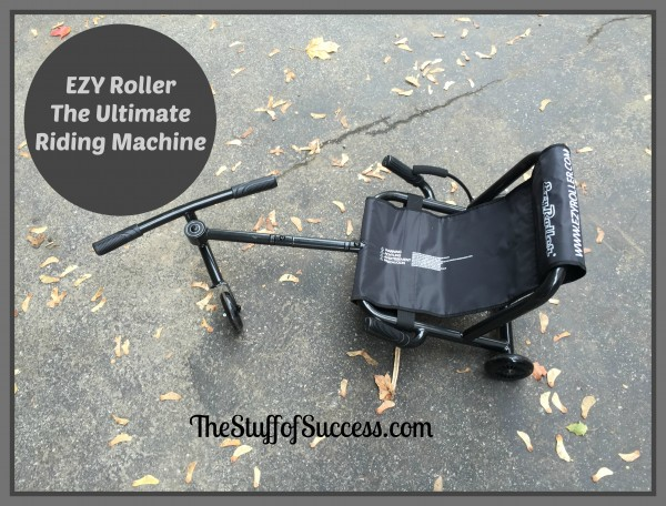 EZY Roller The Ultimate Riding Machine