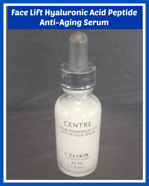 Face Lift Hyaluronic Acid Peptide Anti-Aging Serum