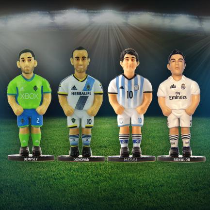 Players-Minigols - Foosball