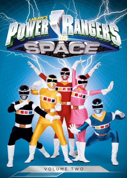 Power Rangers in Space Volume 2