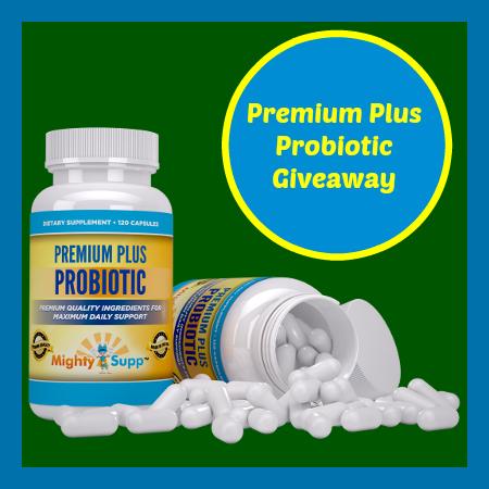Premium Plus Probiotic