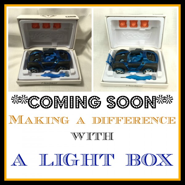 The Making of a Light Box