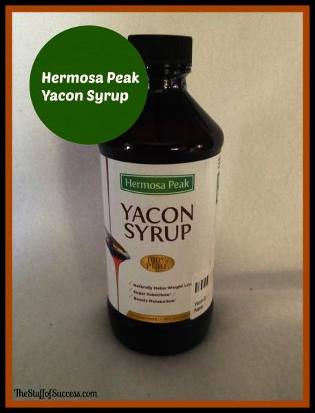 hermosa peak yacon syrup