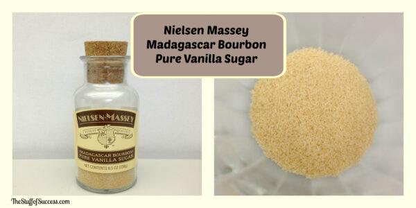 nielsen massey madagascar bourbon pure vanilla sugar