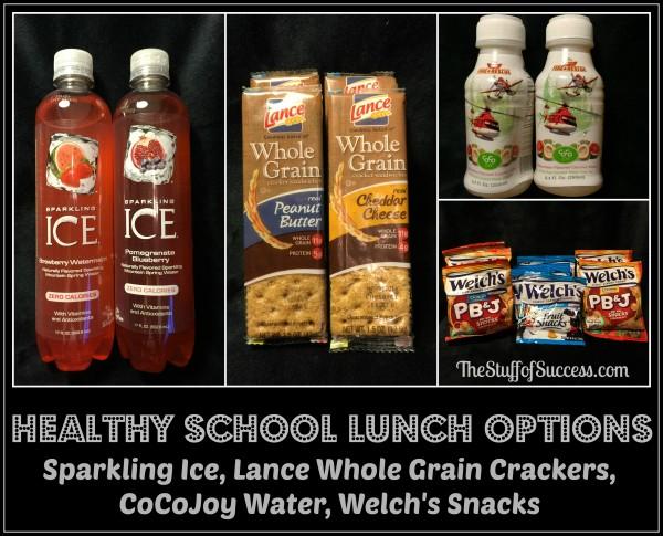 snack alternatives