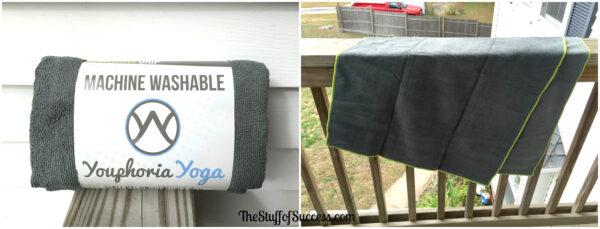 youphoria yoga towel