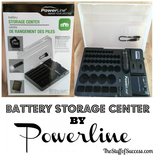 battery storage center by powerline