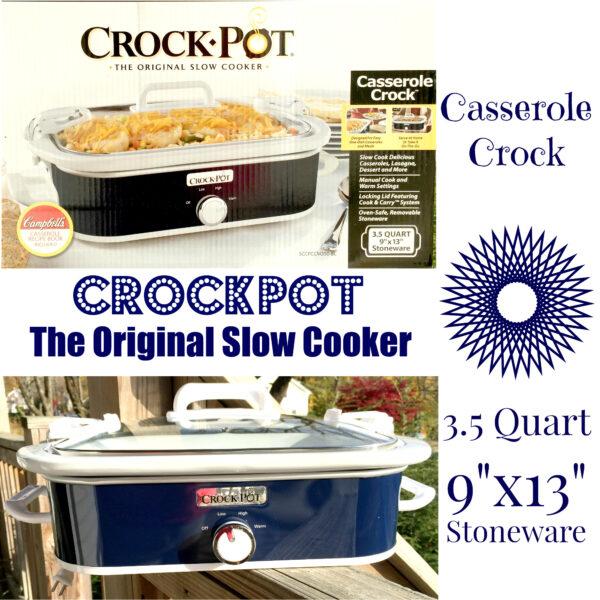 casserole crock header