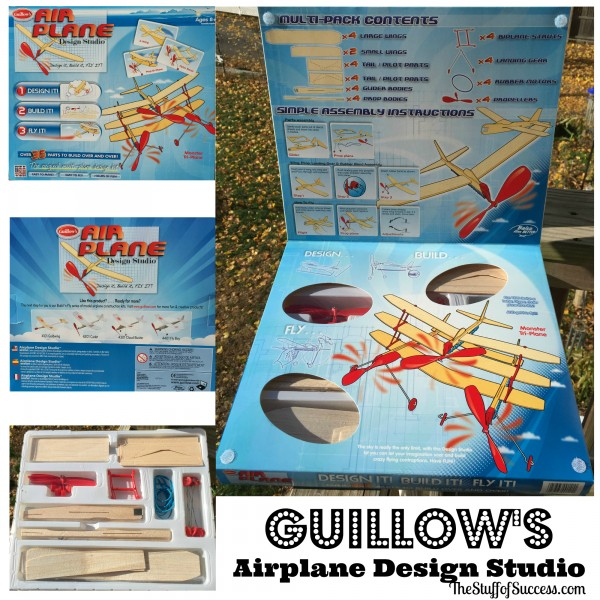 guillows airplane design studio