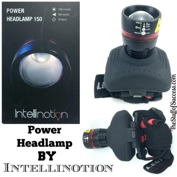 headlamp collage