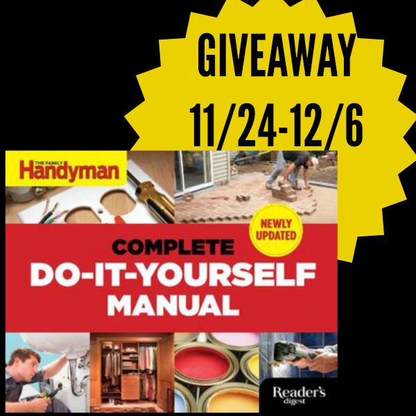 Athena 249371 the stuff of success family handyman complete do it yourself manual review and giveaway solutioingenieria Choice Image