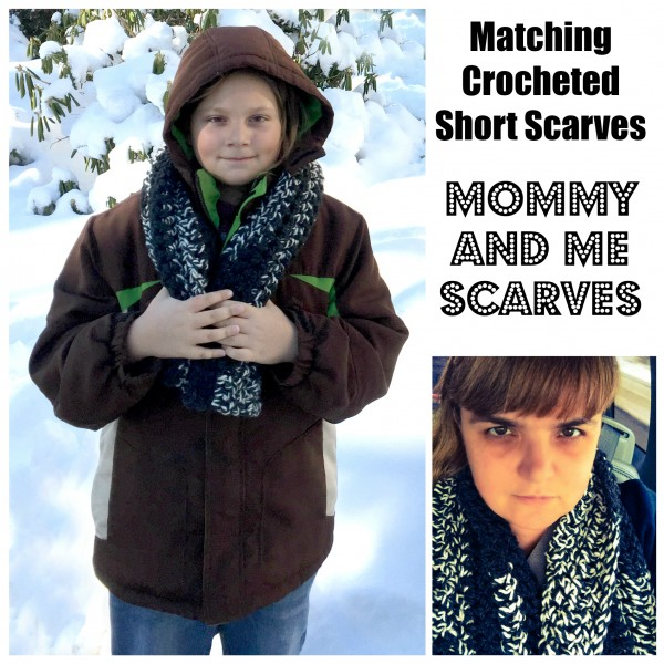 mommy and me scarves