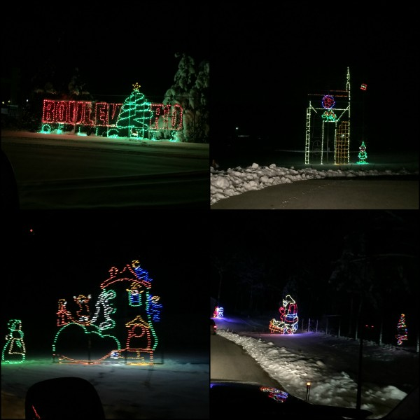 The Gift Of Lights New Hampshire Motor Speedway One Of