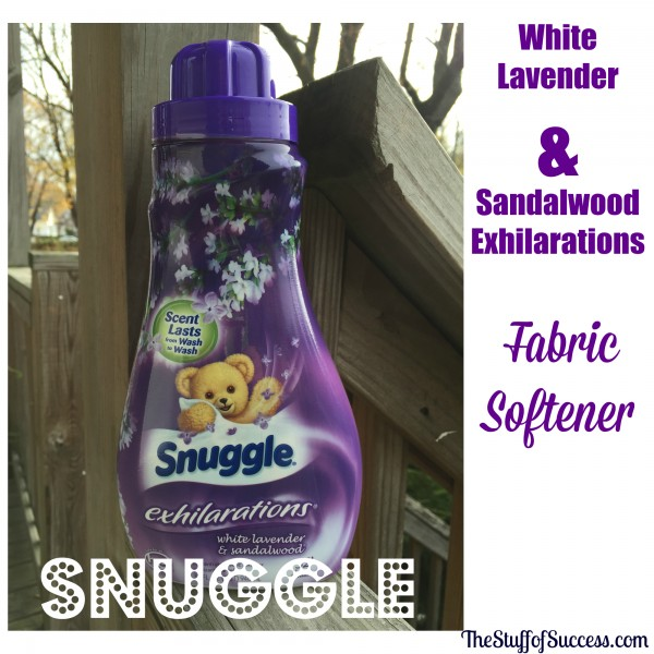 snuggle white lavender and sandalwood exhilerations