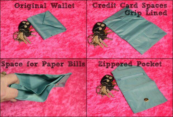 Allett Womans Wallet