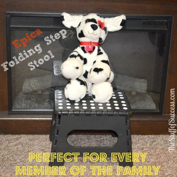 Epica Step Stool Perfect for Every Member of the Family