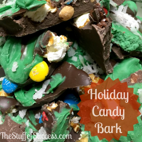 Holiday Candy Bark