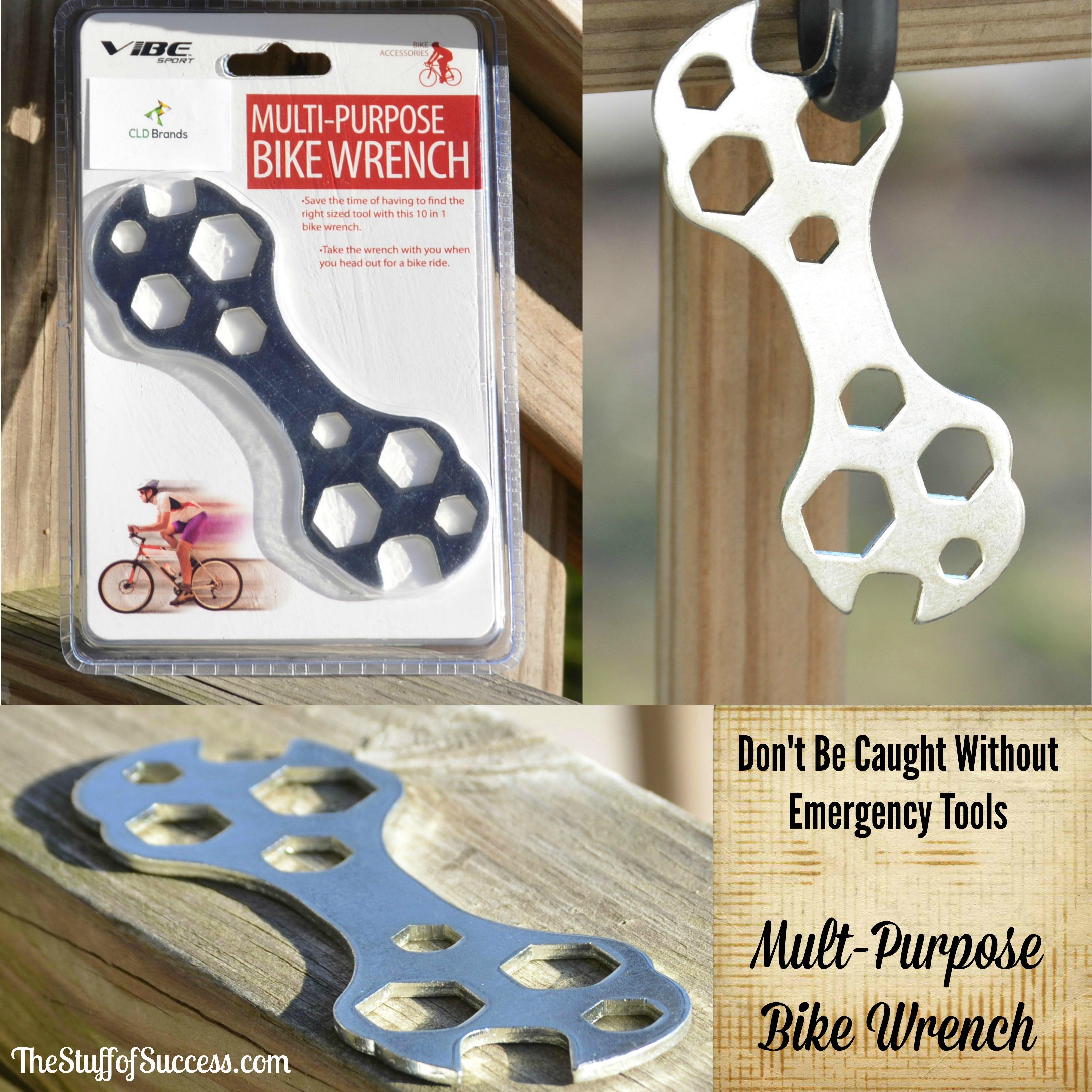Multipurpose Bike Wrench
