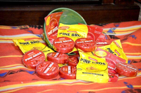 Pine Bros Softish Throat Drops