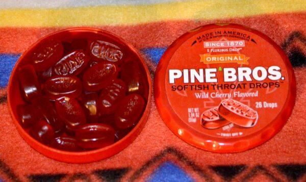 Pine Bros Softish Throat Drops 3