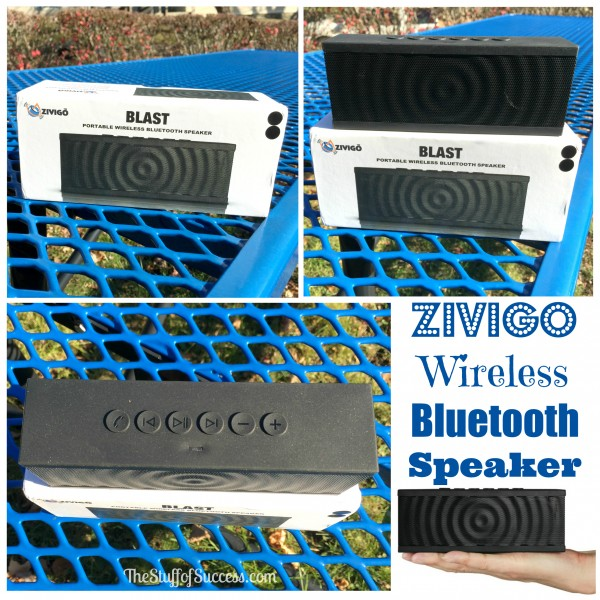 zivigo wireless bluetooth speaker