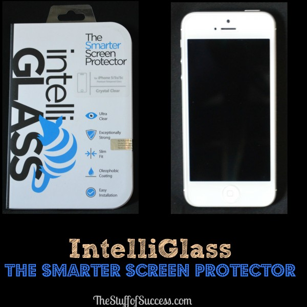 intelliGLASS The Smarter Screen Protector | The Stuff of Success