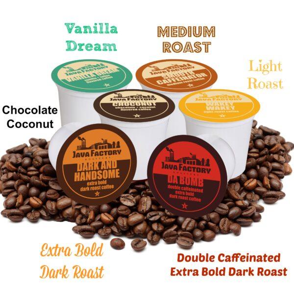 Java Flavors