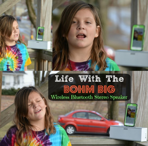 Life With the Bohm Big Wireless Bluetooth Stereo Speaker