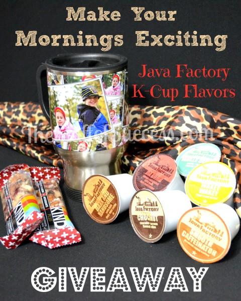 Make Your Mornings Exciting With Java Factory K-Cup Flavors