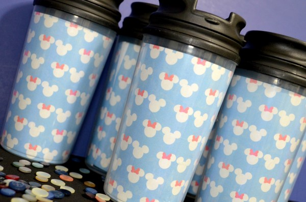 Mickey Minnie Mouse travel mugs hot or cold