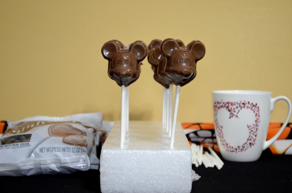 Mickey Mouse Lollipops 3