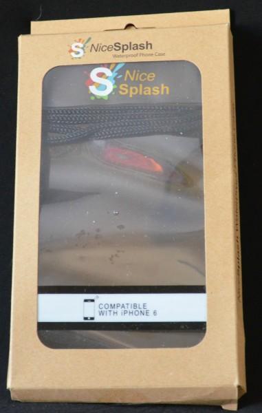 NiceSplash Waterproof Phone Case