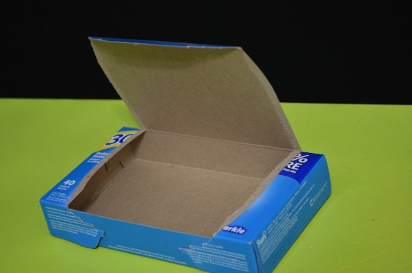 Open Snuggle Box