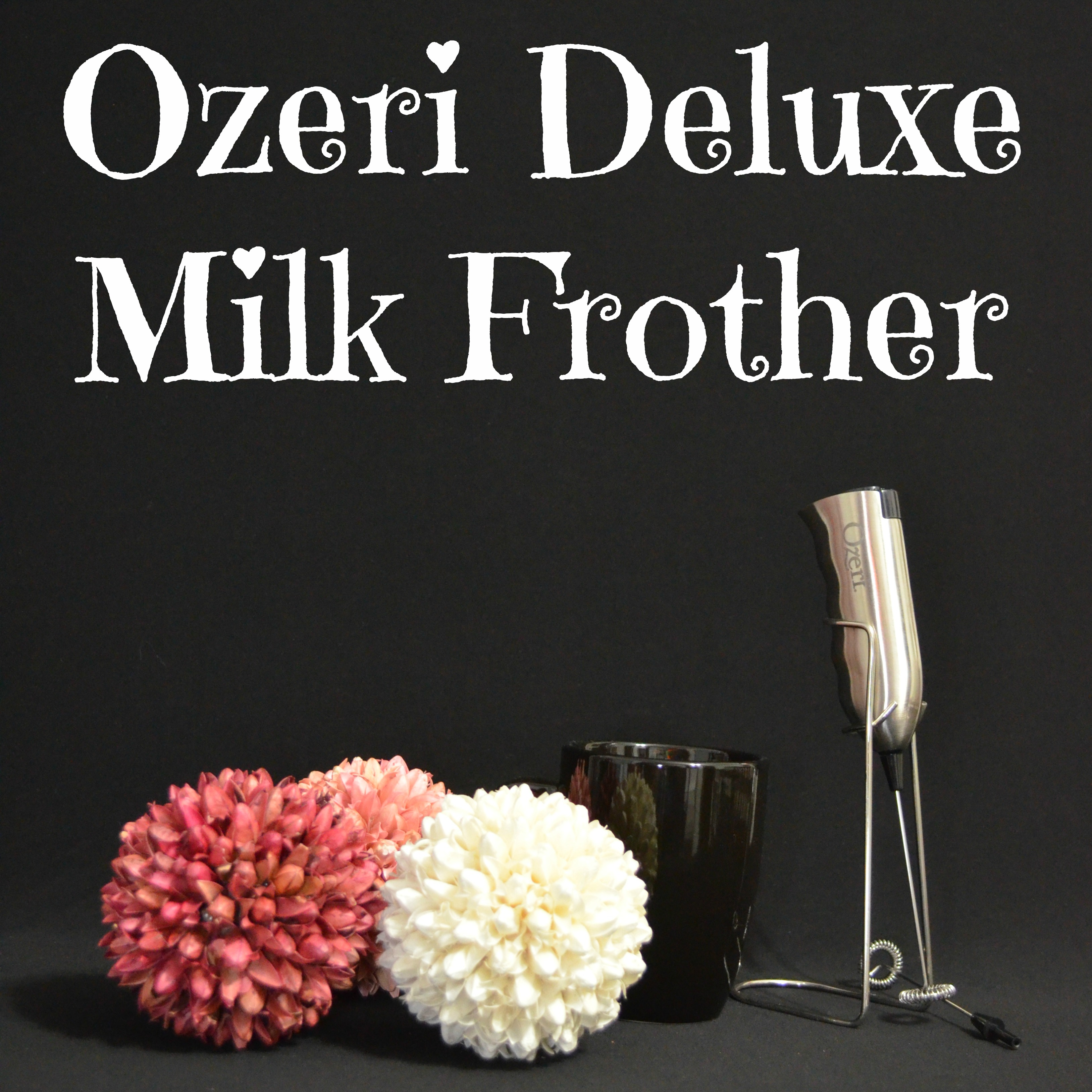 how to make milk foam without a frother