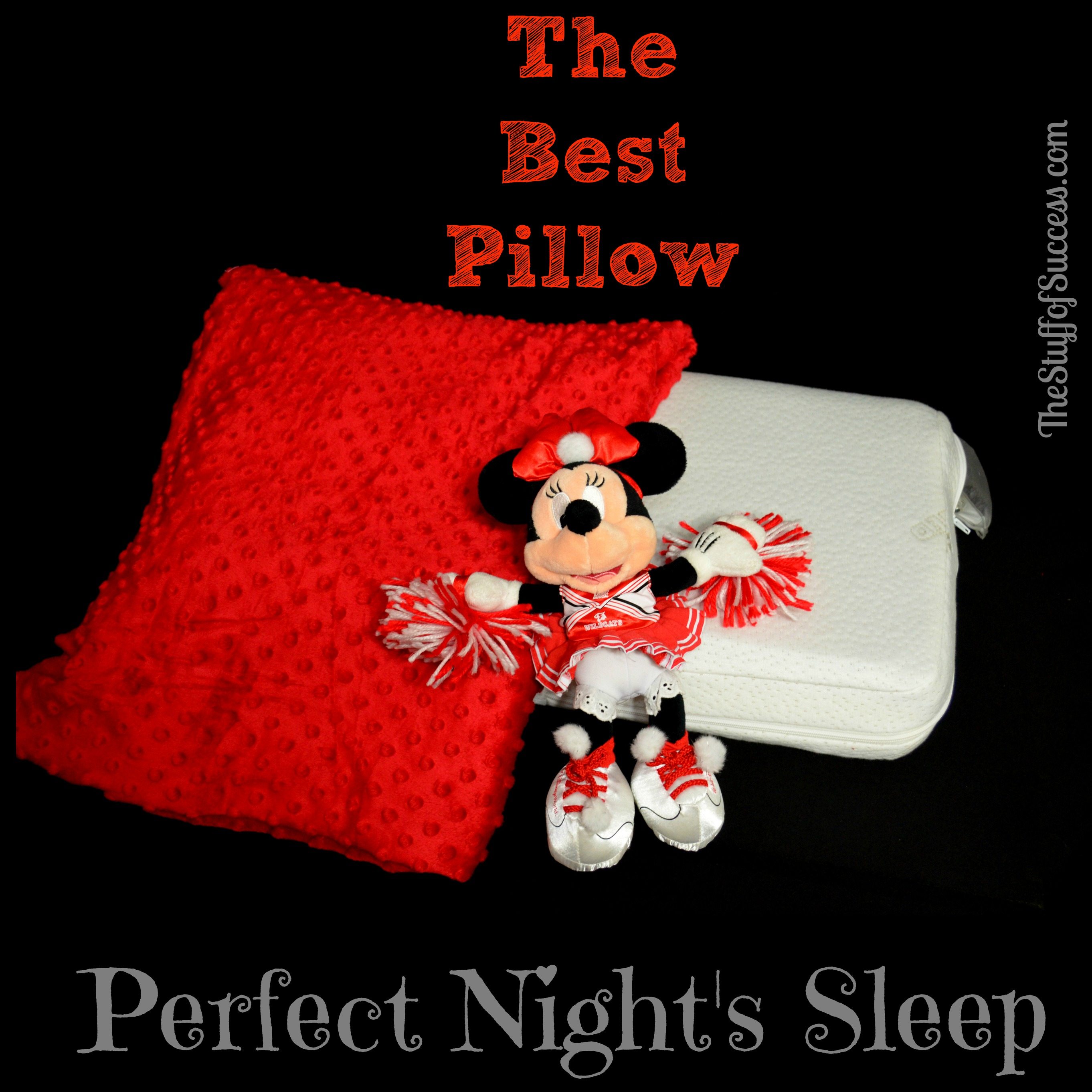 The Best Pillow For a Perfect Nights Sleep